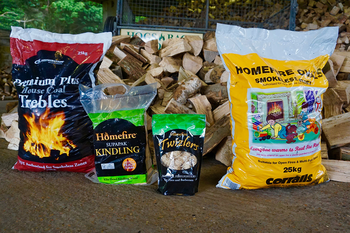 Hogs Back Logs Products
